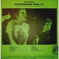 SEX PISTOLS - Scandinavian Tour 77 (lp) - 33T