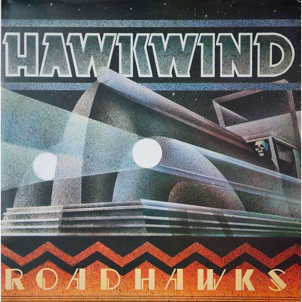 Roadhawks U K Original With Poster Sticker By