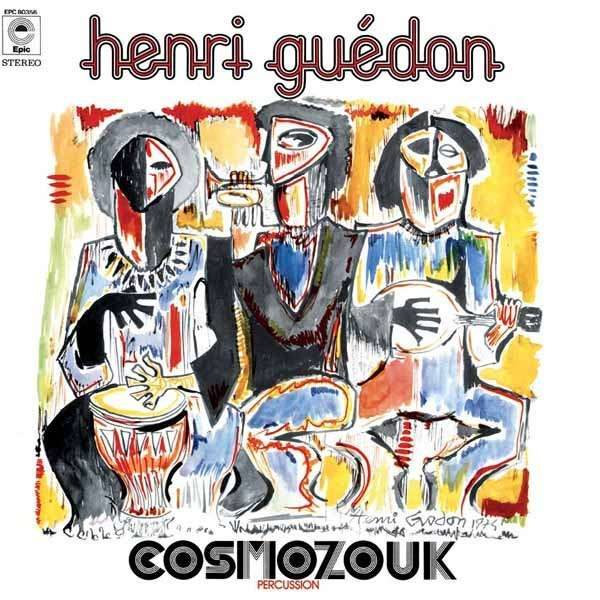 HENRI GUEDON - Cosmozouk - LP