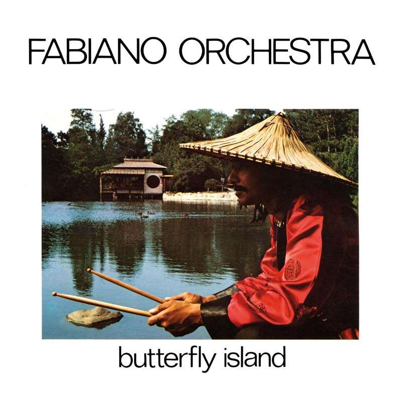 FABIANO ORCHESTRA - Butterfly island - LP