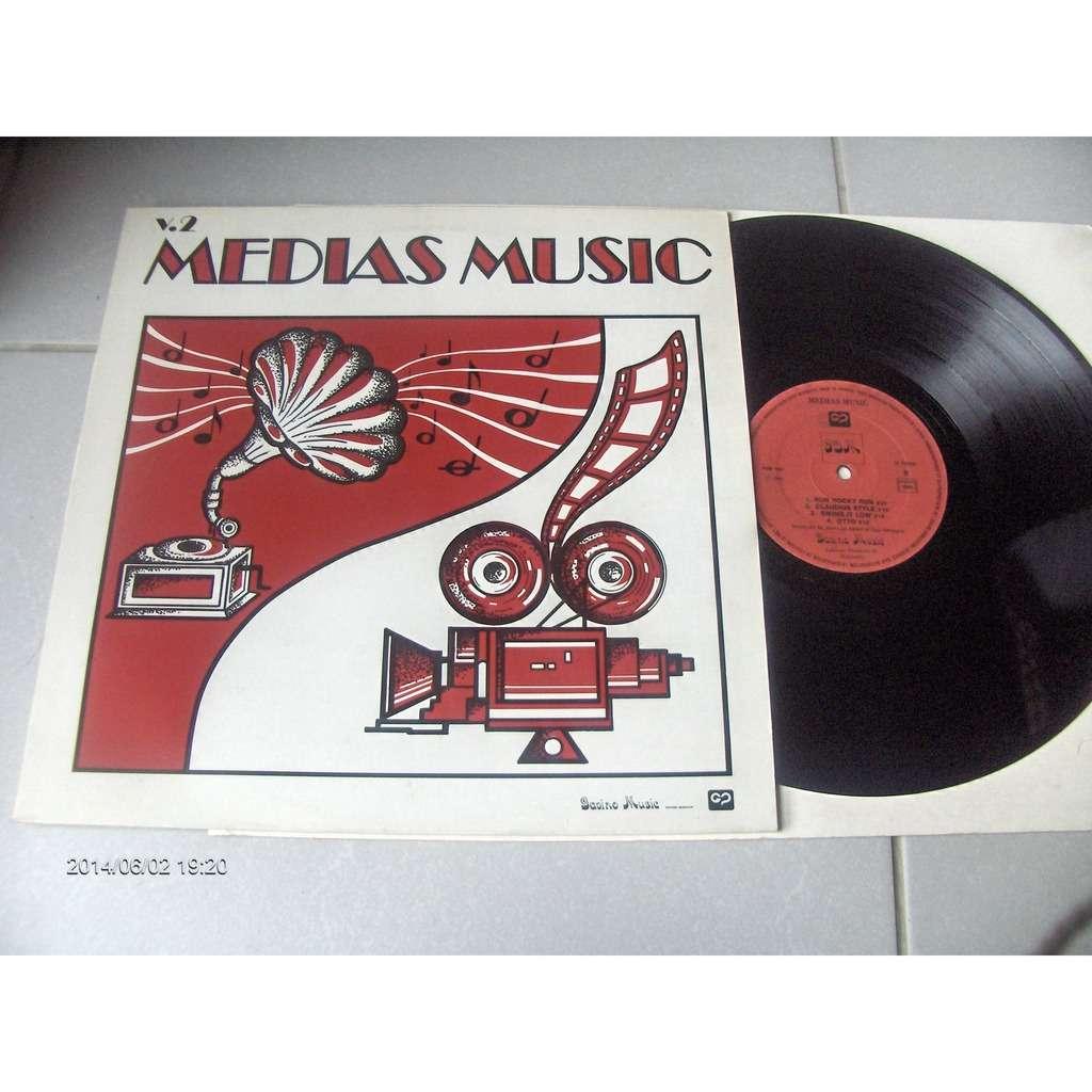 jean luc attard & guy bertagna medias music vol.2