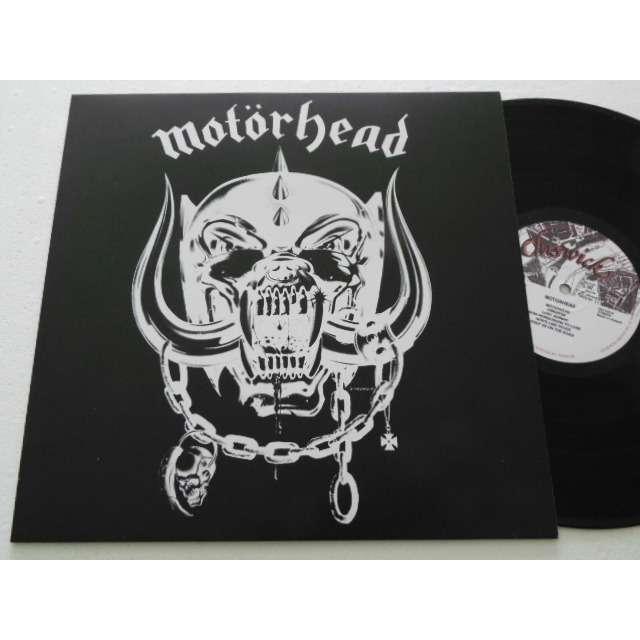 Motörhead Motörhead (lp) Ltd Réédition -E.U