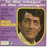 Dean MARTIN In the chapel i the moonlight  3