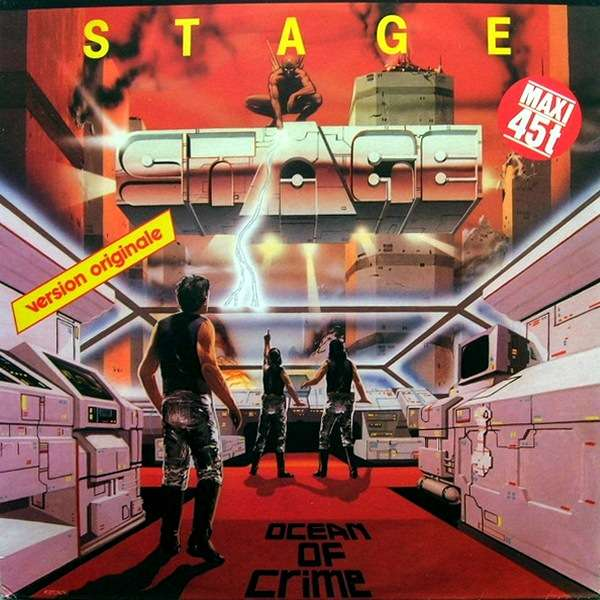 STAGE OCEAN OF CRIME