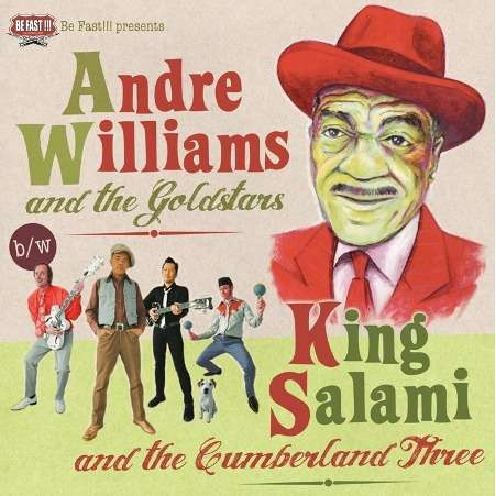 BE FAST : André Williams & King Salami André Williams & King Salami - 33 1/3 RPM