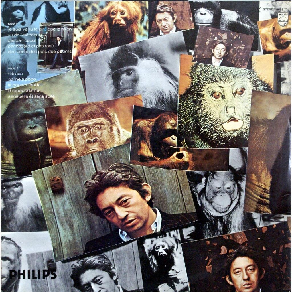Vu de l 39 ext rieur de serge gainsbourg 33t gatefold chez for Gainsbourg vu de l exterieur