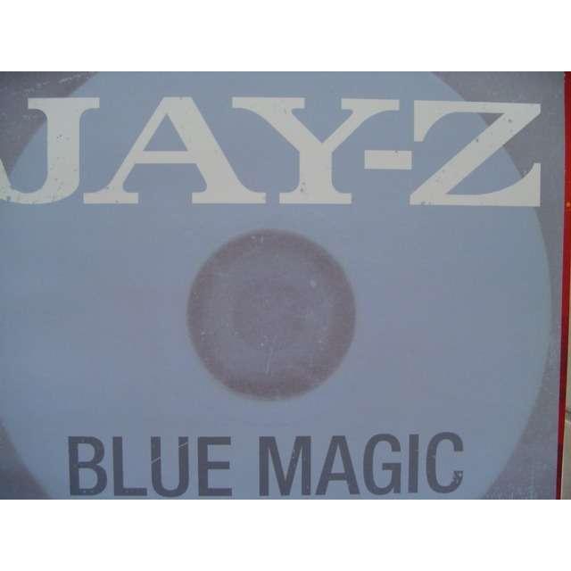 Jay-Z Blue magic ( vinyl bleu)