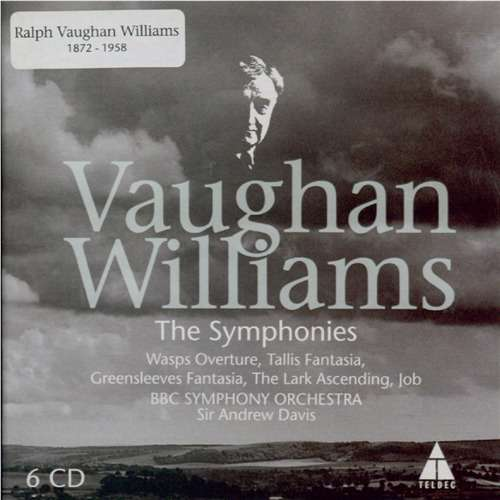 Image result for vaughan williams symphonies warner