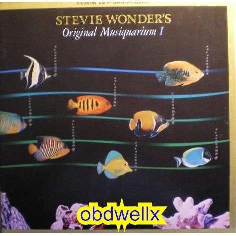 WONDER Stevie Original Musiquarium I