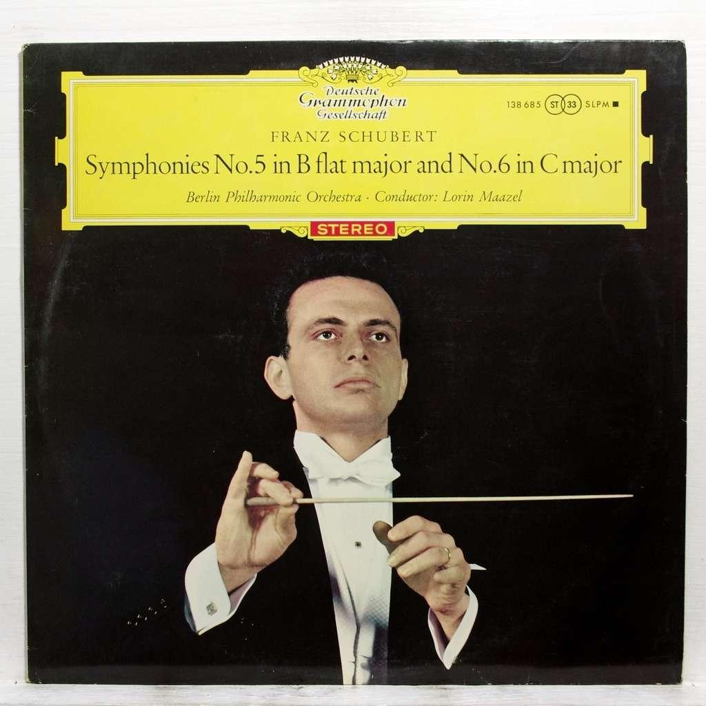 "schubert symphony no 5 Schubert, franz: symphony no 4 in c minor (tragic) excerpt from the first movement, ""allegro vivace,"" of franz schubert's symphony no 4 in c minor."