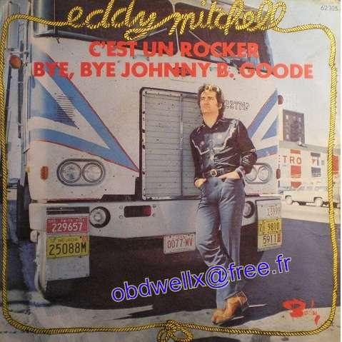 MITCHELL Eddy  C'est un rocker