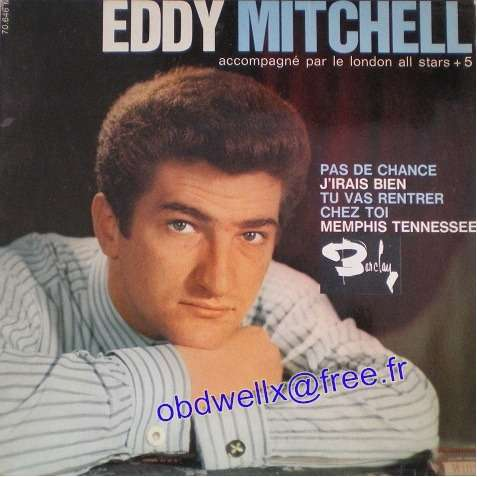 MITCHELL Eddy  Pas de chance