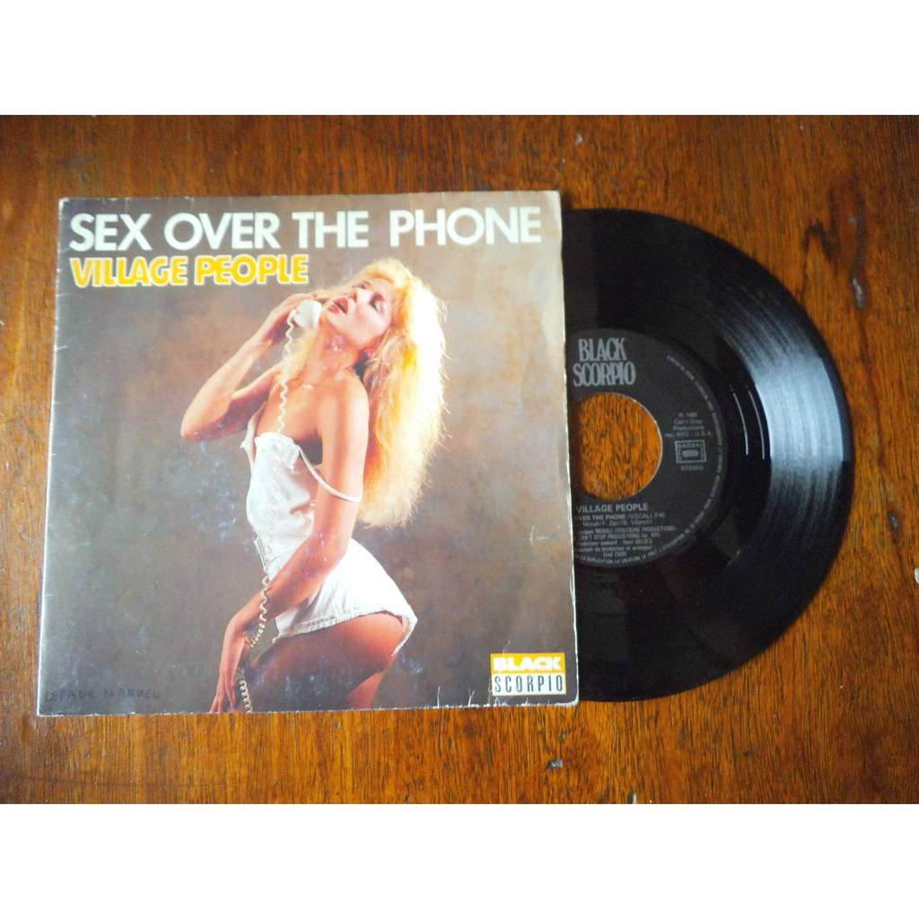 people sex over the phone