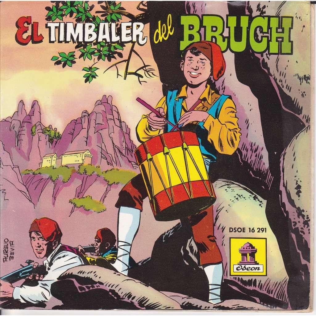 J. CASAS AUGE EL TIMBALER DEL BRUCH