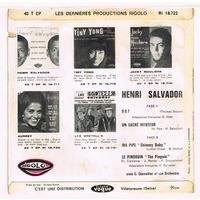 SALVADOR HENRI 007  + 3
