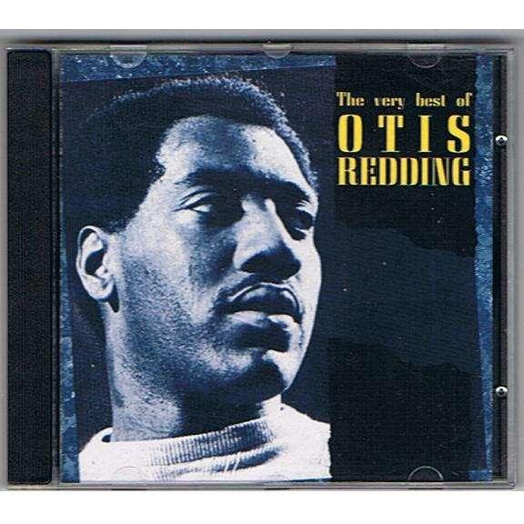 The Very Best Of 27 Tracks De Otis Redding Cd Chez Sonic
