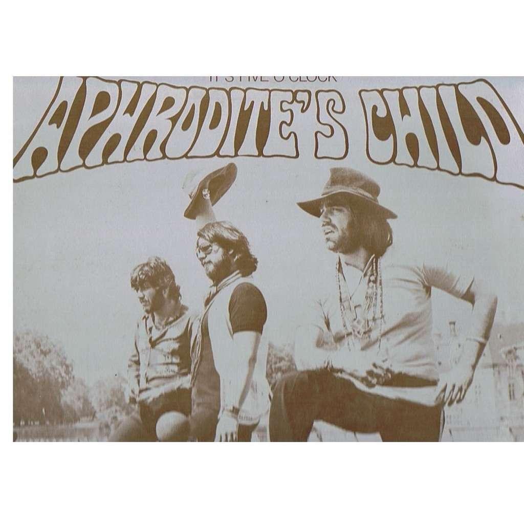 APHRODITE'S CHILD IT'S FIVE O'CLOCK