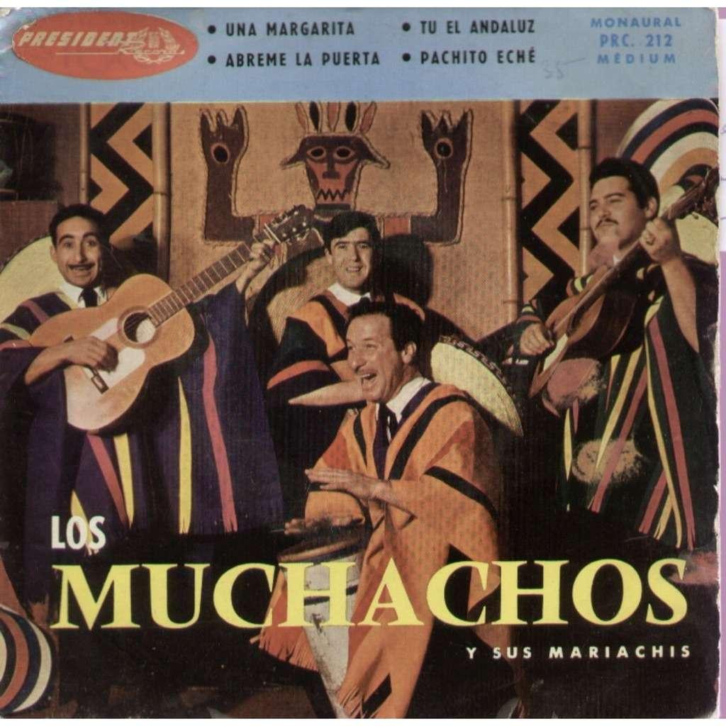 MUCHACHOS (LOS) UNA MARGARITA