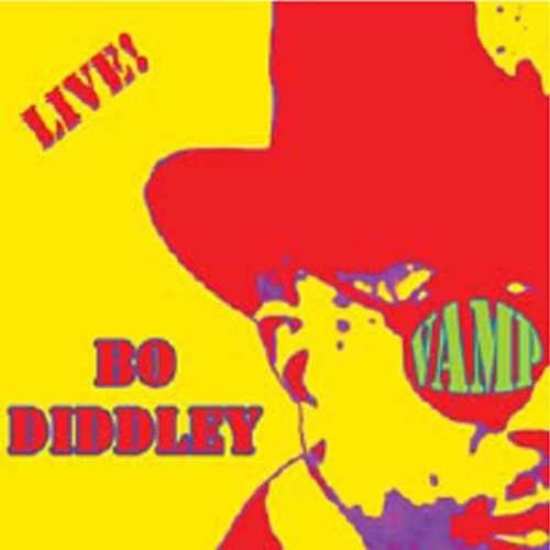 Bo Diddley vamp live !