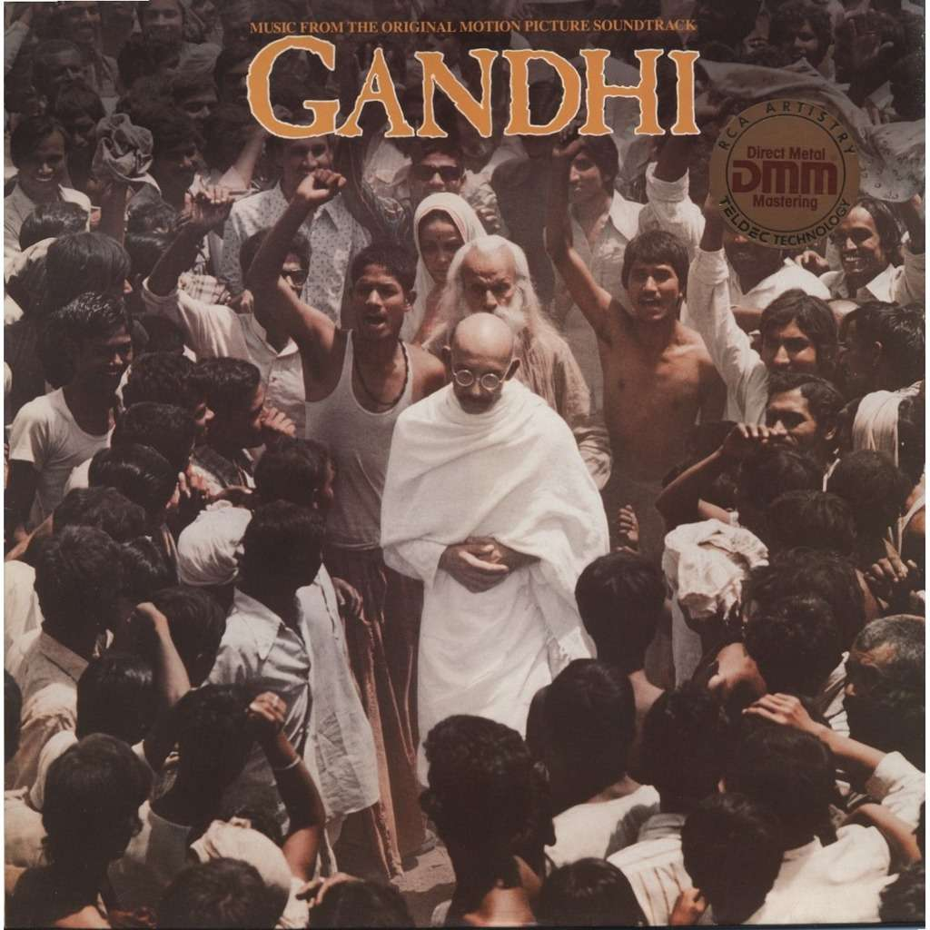 analysis of the motion picture gandhi directed by richard attenborough