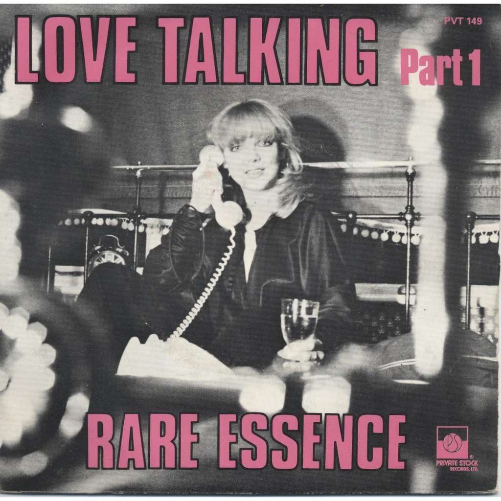 Love Talking , Part. 1 // Part. 2 By RARE ESSENCE, 7inch X