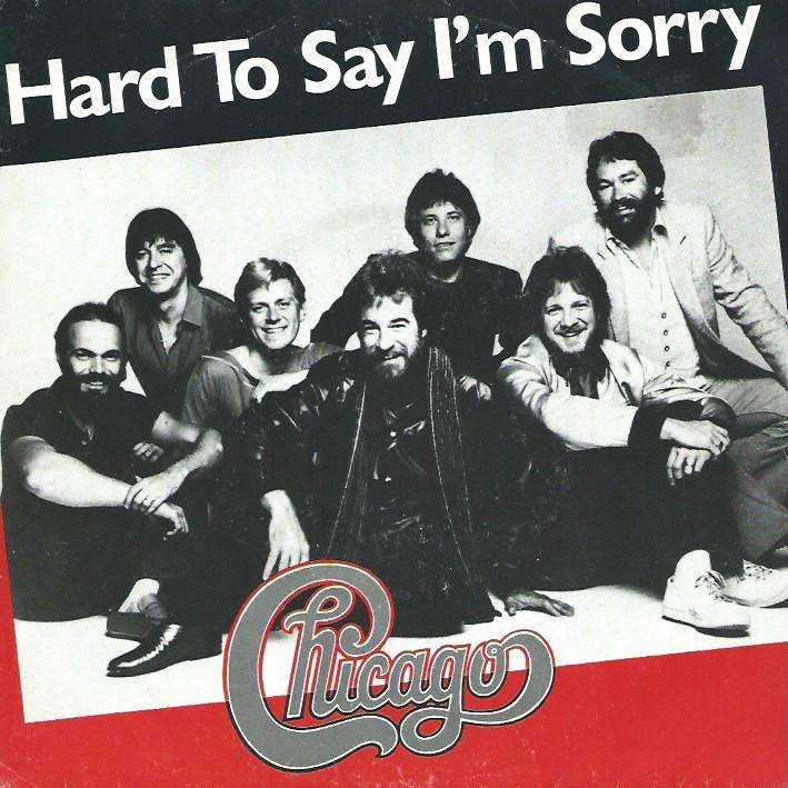 Hard To Say I M Sorry Sonny Think Twice By Chicago Sp