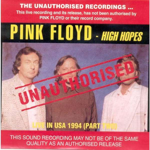 Pink Floyd High Hopes (Live in USA 1994 Part 2)