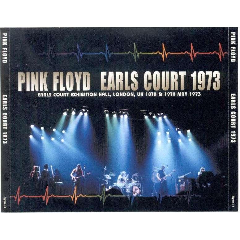 Pink Floyd Earls Court 1973 (London 18.05.1973 & 19.05.1973)