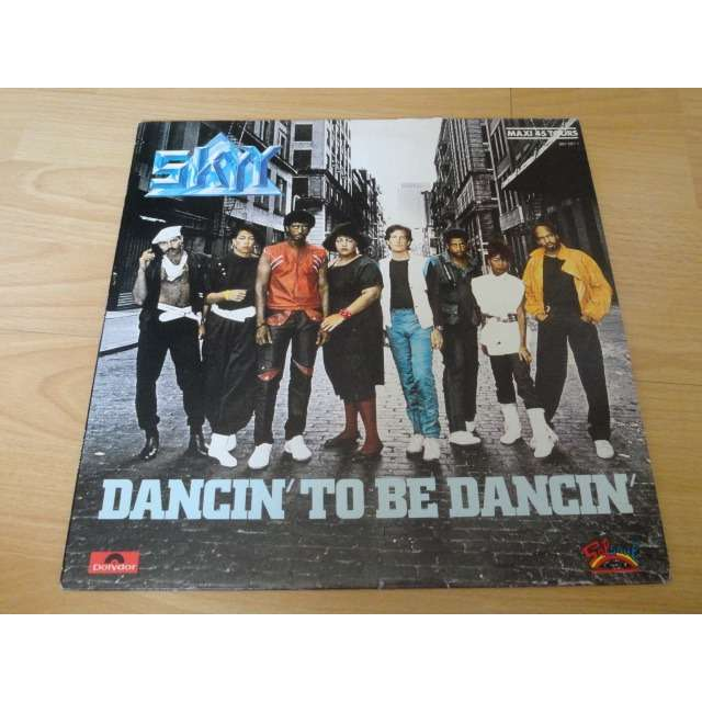 skyy dancin to be dancin