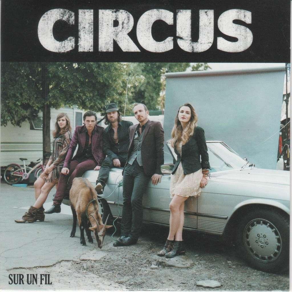 album circus calogero