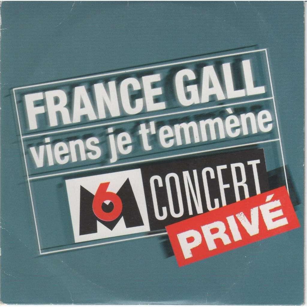 France Gall Viens Je T'emmène / La Tendresse Des Mots