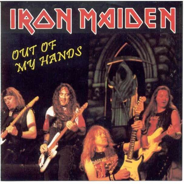 Iron Maiden Out Of My Hands (Globe Arena Stockholm 18th Nov. 2006)