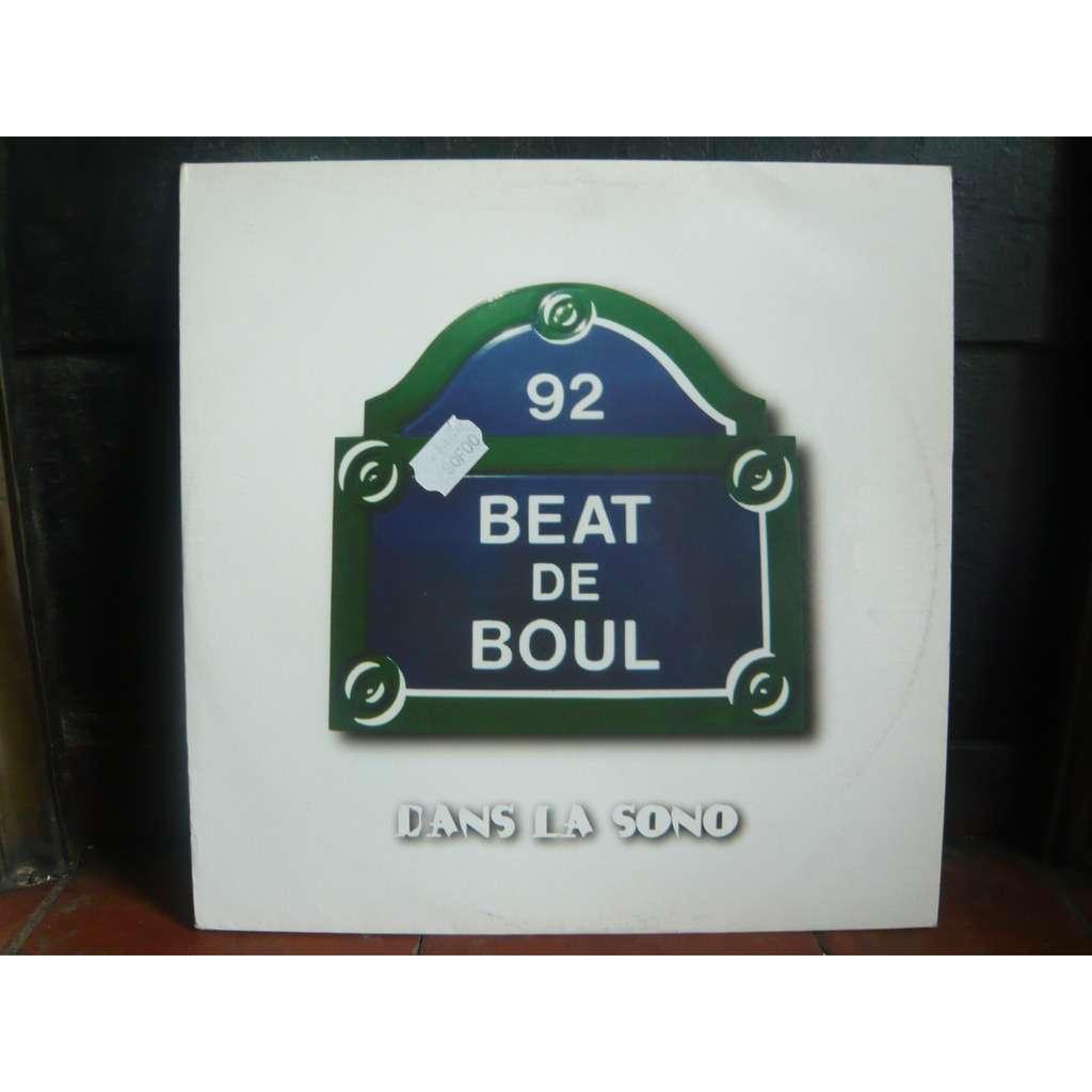 beat 2 boul dans la sono