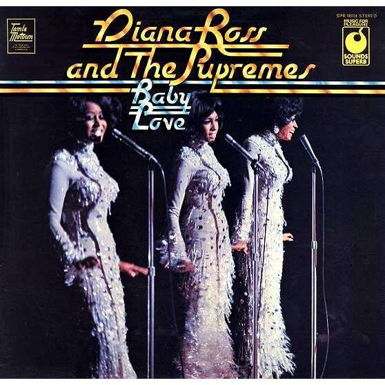 Baby Love By Diana Ross Amp The Supremes Lp With Ny 212