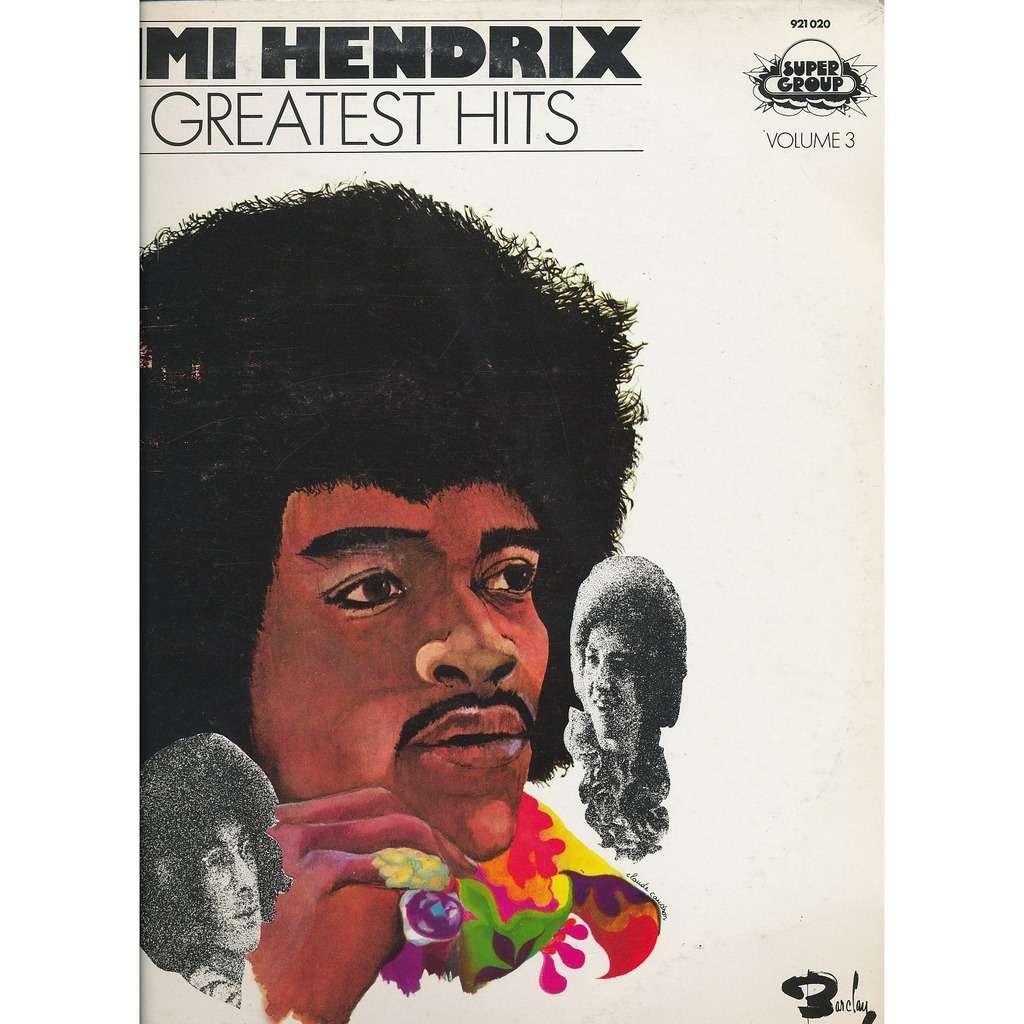 JIMI HENDRIX greatest hits