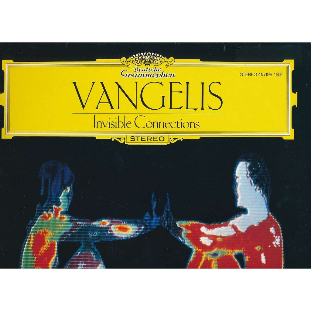 Invisible Connections By Vangelis Lp With Neil93 Ref