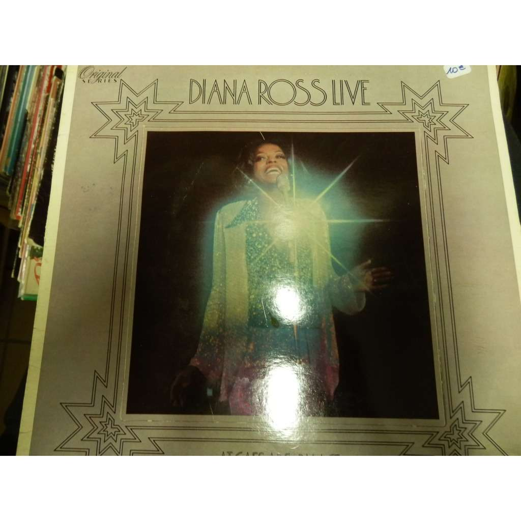 Diana Ross 'Diana Ross Live' At Caesars Palace