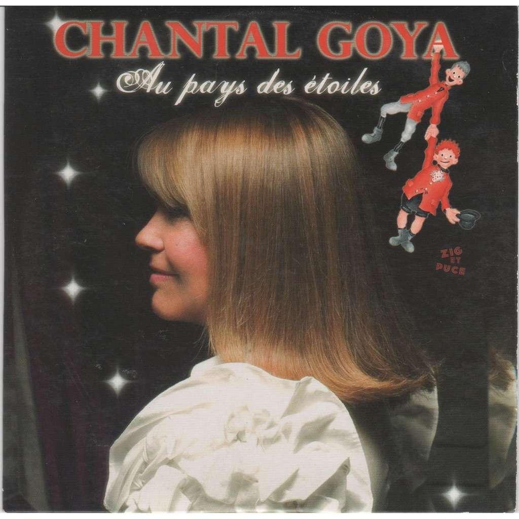 Chantal Goya Au pays des étoiles (promo sampler 5 titres)