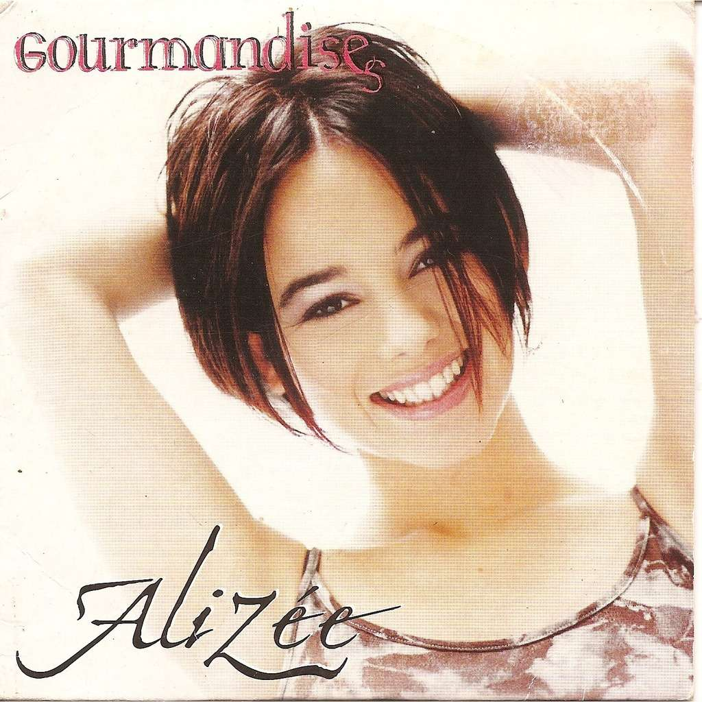 Gourmandises By Alizee Cds With Pycvinyl Ref 117035553