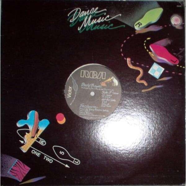 David Bowie Fashion (USA 1980 2-trk promo 12 Mix RCA slv)