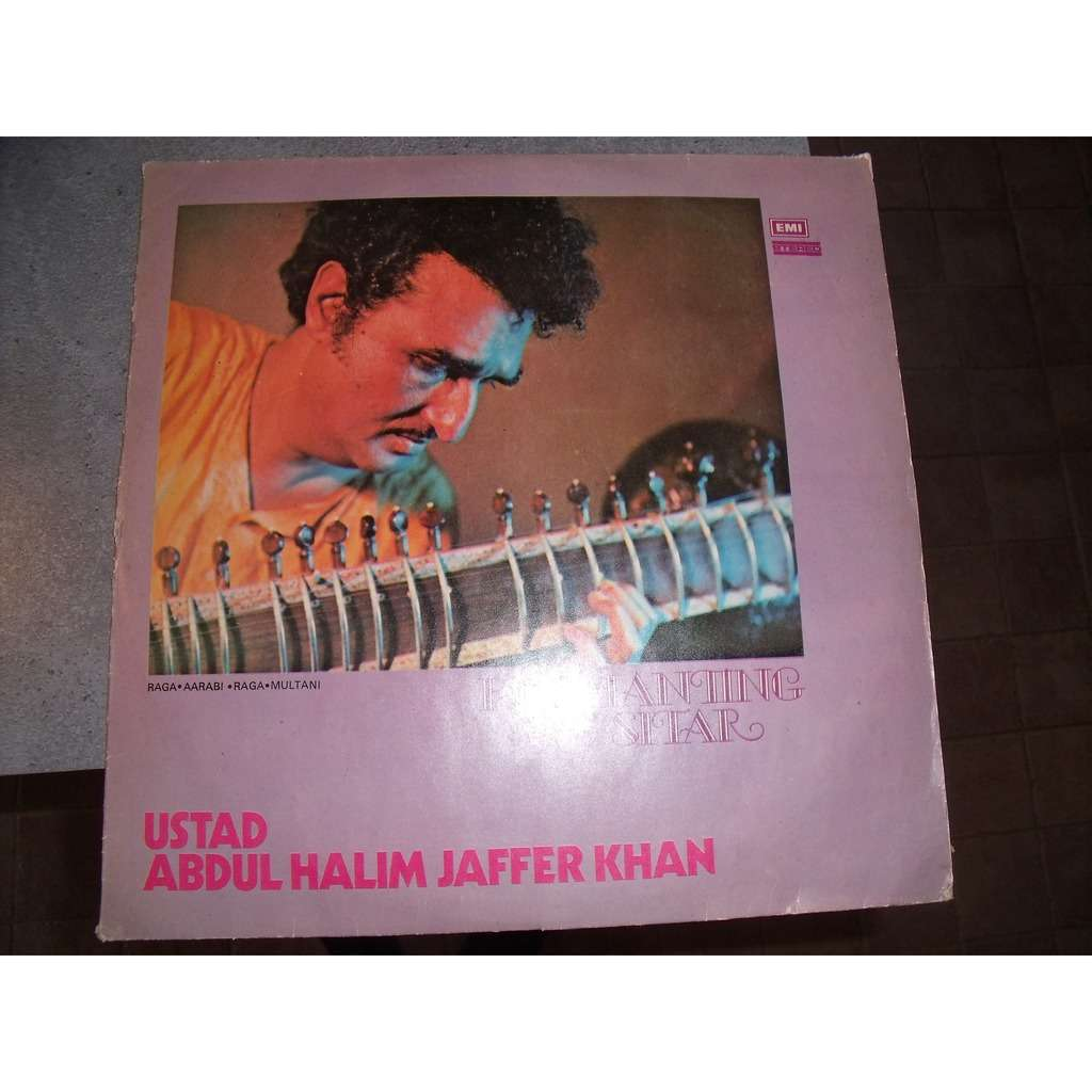 ustad abdul halim jaffer khan enchanting sitar