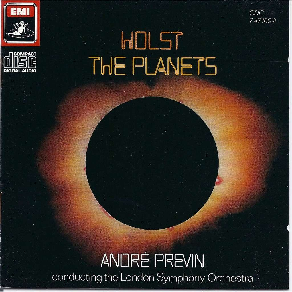 holst the planets - photo #7