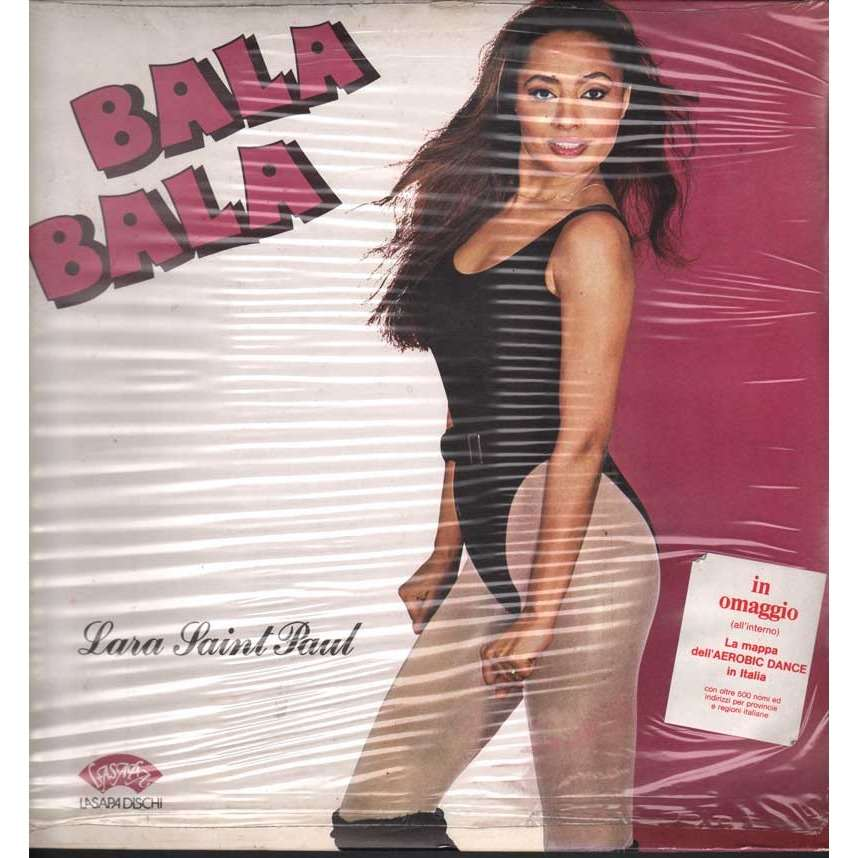 Lara Saint Paul Bala Bala