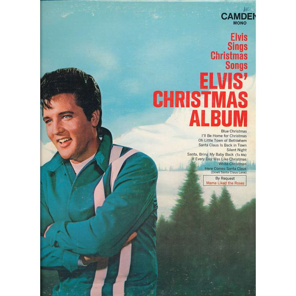 elvis presley blue christmas cd crafts - Blue Christmas By Elvis Presley