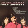 GALE GARNETT - TGHE MANY FACES OF GALE GARNETT - CD