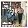 SHEILA - B.DEVOTION - I DON' T NEED A DOCTOR  /  HOTEL DE LA PLAGE    (  1ere pochette ) - 7inch (SP)