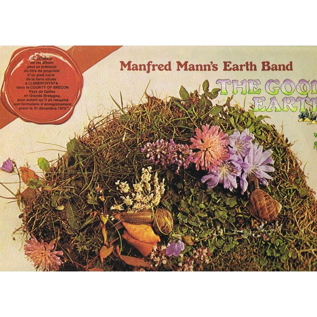 manfred mann's earth band the good earth