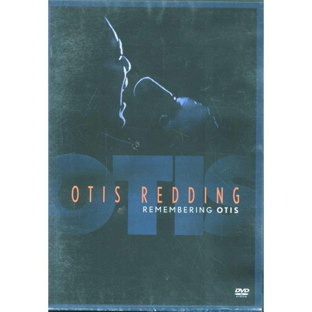 OTIS REDDING remembering otis