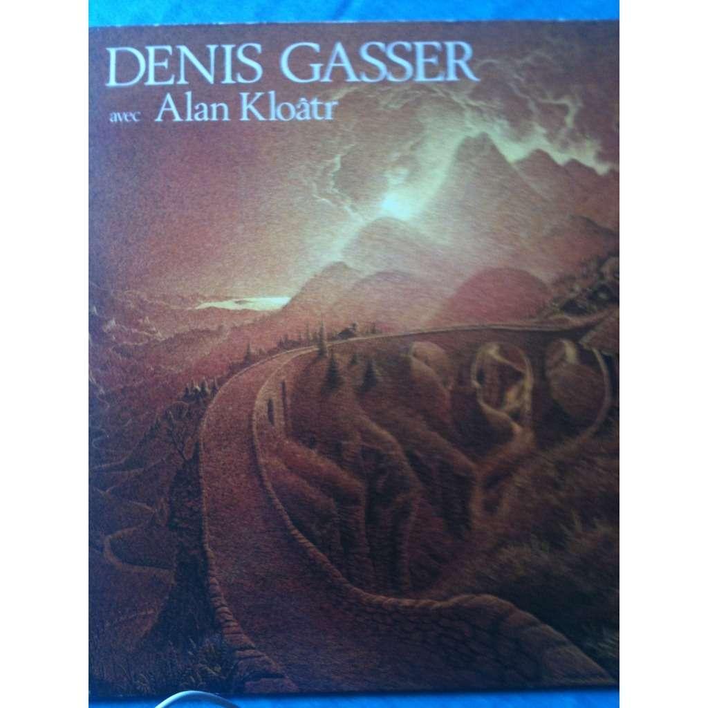 Denis GASSER avec Alan KLOATR