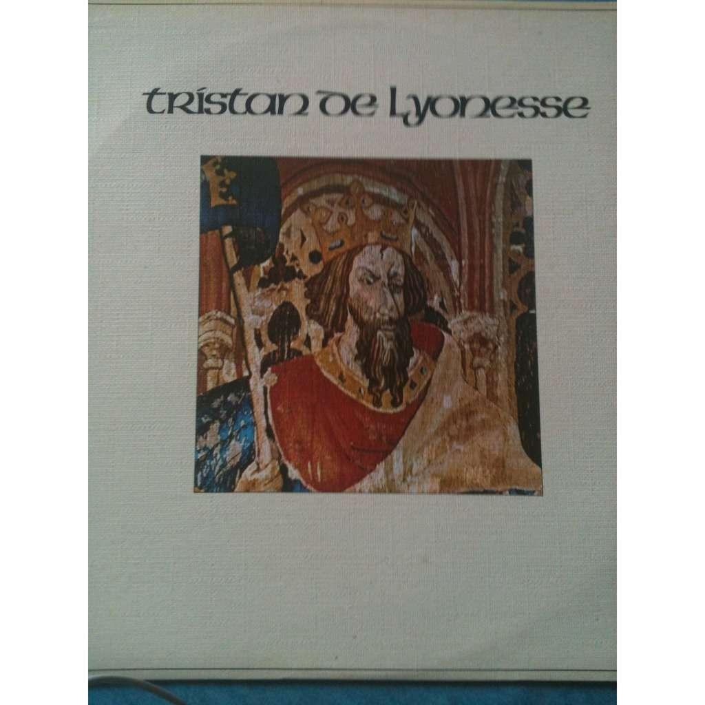 LYONESSE Tristan de Lyonesse
